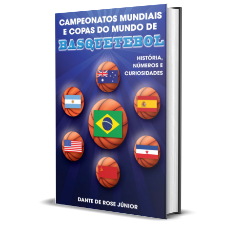 CAMPEONATOS MUNDIAIS E COPAS DO MUNDO DE BASQUETEBOL: HISTÓRIAS, NÚMEROS E CURIOSIDADES