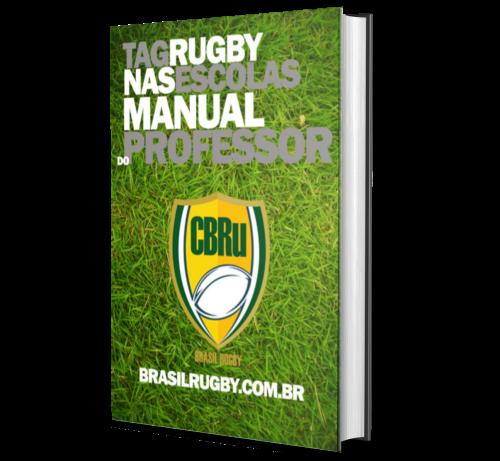 TAG RUGBY NAS ESCOLAS - Manual do professor