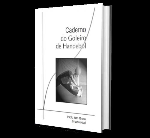 CADERNO DO GOLEIRO DE HANDEBOL